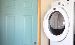 $110 for Dryer Vent Cleaning with $25 Credit Toward Repairs