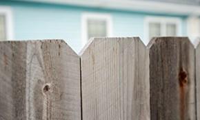 $54 3 Hole Split Rail Wood Fence