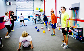 $67 for Three Weeks of Boot Camp Fitness Classes