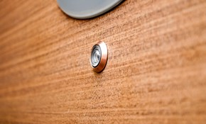 $89 for a Peep Hole Installation
