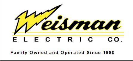 Weisman Electric Co logo