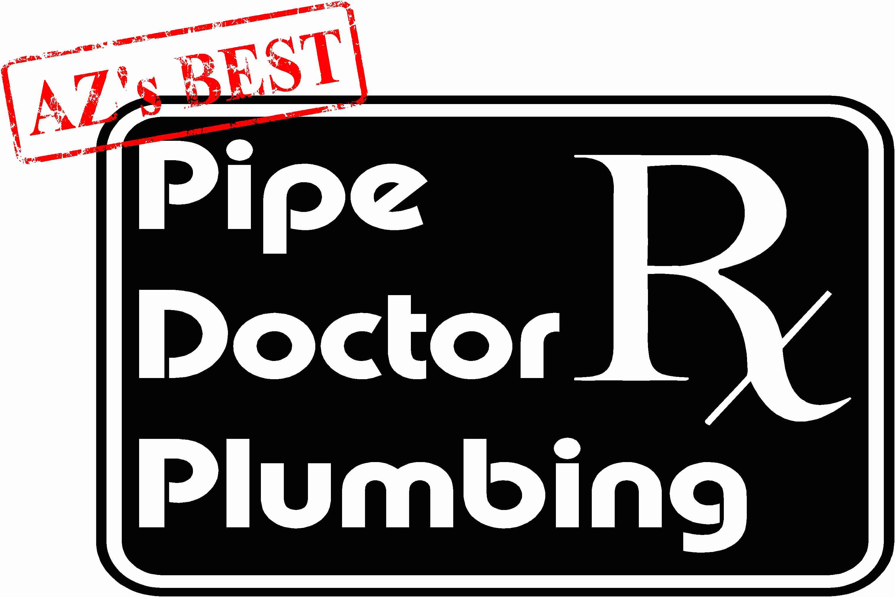 AZs Best Pipe Doctor Plumbing LLC logo