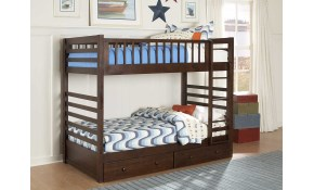 $599 for Home Elegance Dreamland Twin-Twin Bed