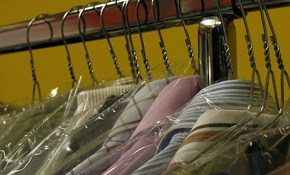 $54 for $60 Worth of Garment Dry Cleaning