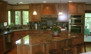 $350 for a Kitchen Design Consultation Plans