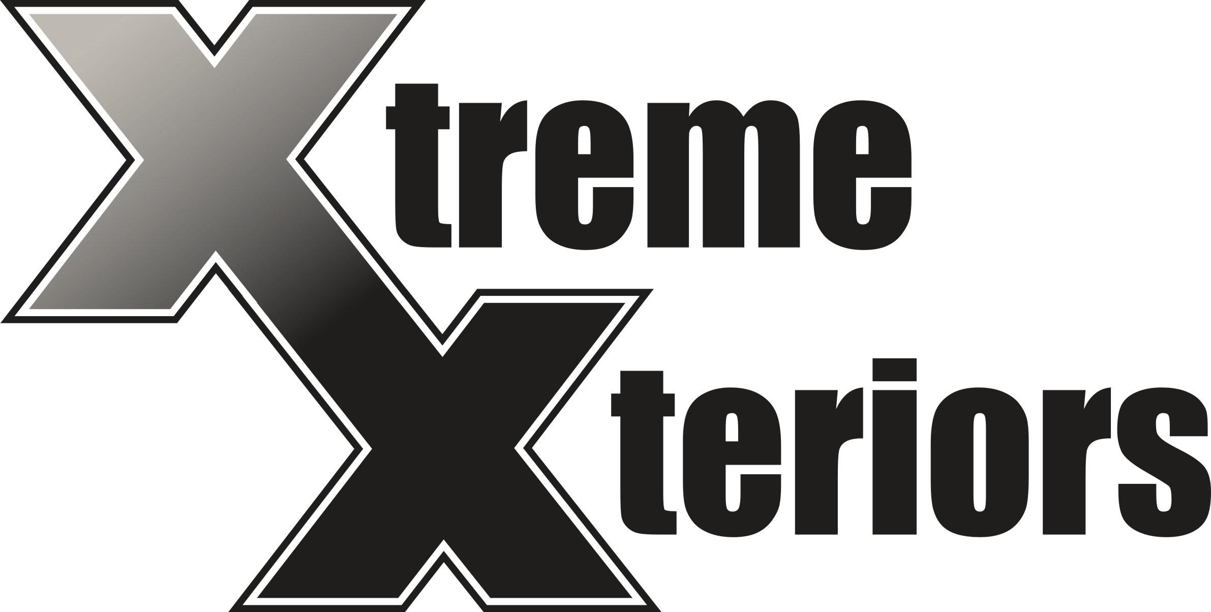 XTREME XTERIORS logo
