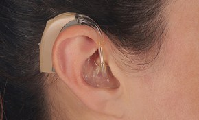 $100 for $200 Credit Toward Any Hearing Aid Device