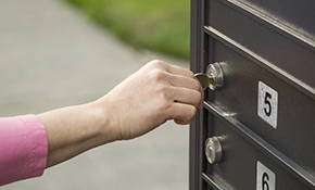 $85 for Installation of a New Mailbox Lock