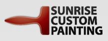 Sunrise Custom Painting - Siding Carpentry Paint logo