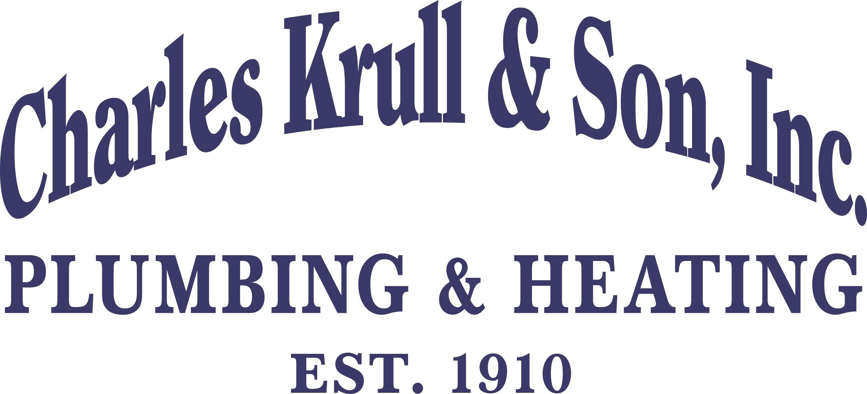 Charles Krull & Son Inc Plumbing & Heating logo