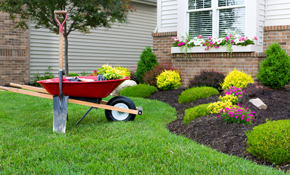 $2,340 for One-Year Lawn/Landscape Maintenance Package