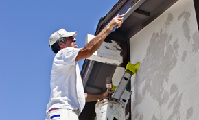 $499 for Exterior Trim (Fascia) Painting Including Paint