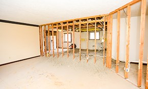 $6,840 for Basement Finishing--Includes Labor and Materials