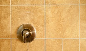 $210 for 300 Square Feet of Grout Sealing