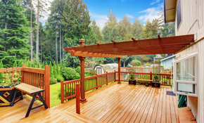 $250 for $350 Toward Deck Cleaning