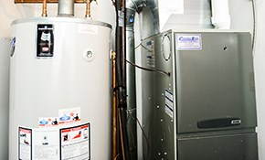 $89.95 for a 22-Point Furnace or Heat Pump Inspection and Cleaning