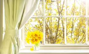 $2,948 for Installation of 4 Double Hung - Double Pane Gilkey Windows