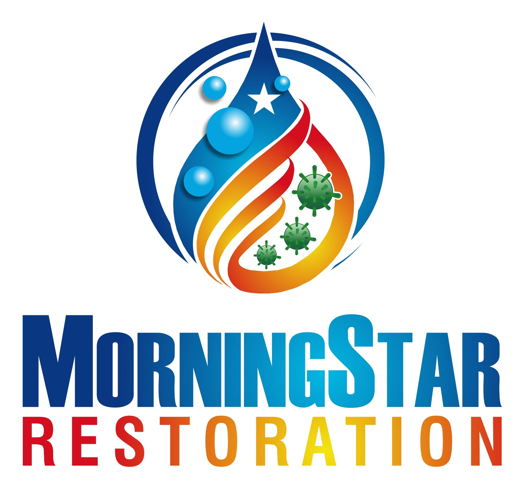 Morningstar Restoration Inc. logo