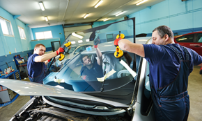 $25 for $75 Credit Toward Windshield Replacement Services