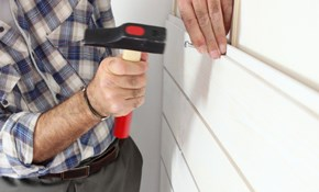 $11,000 for New Siding for Your Home
