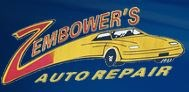 Zembower's Auto Center logo