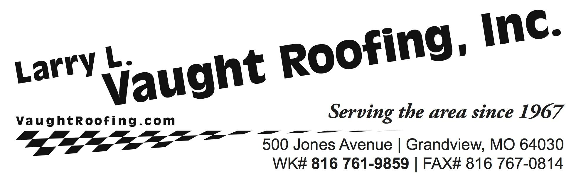 Larry L. Vaught Roofing Inc logo