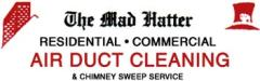 The Mad Hatter Air Duct Cleaning & Chimney Sweep logo