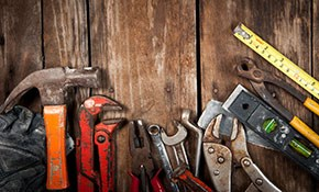 $384 for Four Hours of Handyman Service
