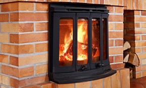 $165.00 for a Fireplace Safety Inspection & Cleaning