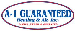 A-1 Guaranteed Heating & Air Inc logo