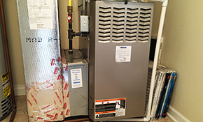 $70 for a 22-Point Winter Furnace Inspection and Cleaning