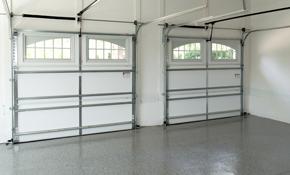 $1,200 Garage Floor Finishing
