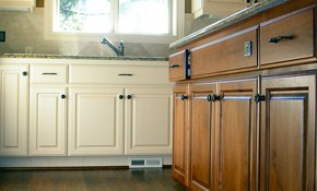 $2,600 for $3,000 Toward Kitchen Cabinet Refacing