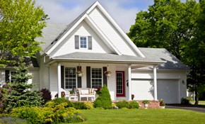 $1,935 Exterior Trim Painting Package