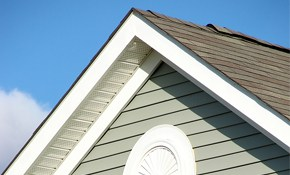 $5,850 for a New Roof with 3-D Architectural Shingles and Lifetime Warranty