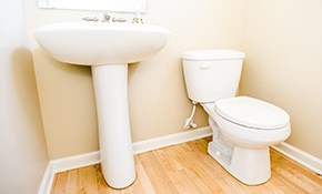 $95 Toilet Tune-Up and Home Plumbing Inspection