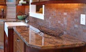 $189 for $500 Worth of Credit Toward New Granite or Quartz Countertops!