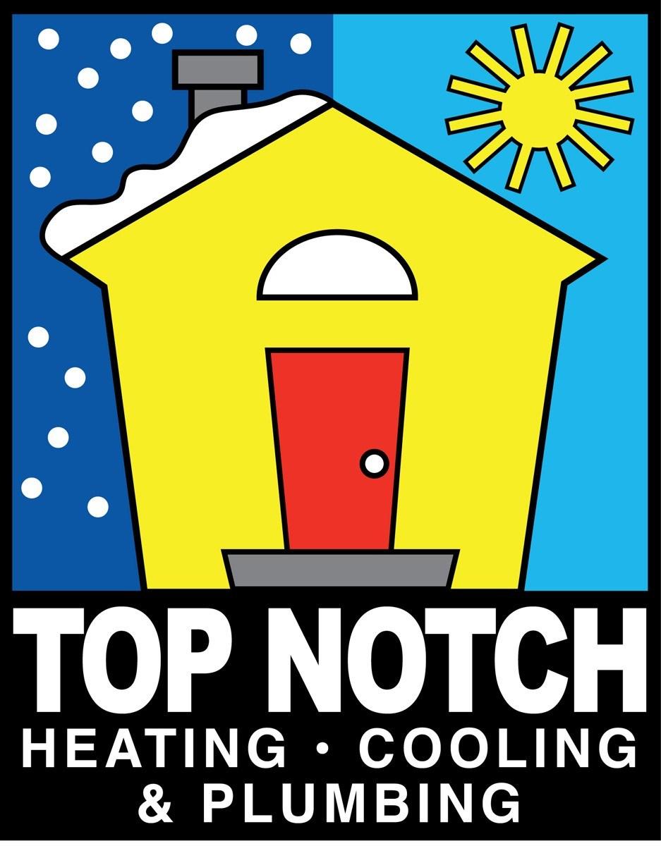 Top Notch Heating Cooling & Plumbing logo