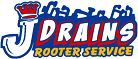 J Drains Rooter Service logo