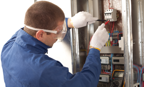 $1,495 for a 100-Amp Electrical Panel Replacement