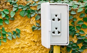 $180 for an Outdoor Electrical Box Installed