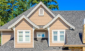 $8,700 for a New Roof with 3-D Architectural Shingles