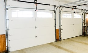 $59 Garage Door Tune-Up and 23-Point Safety Inspection
