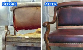 $180 for $200 Credit Toward Furniture Repair Work