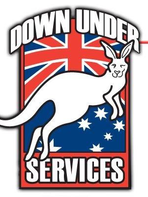 Down Under Services logo