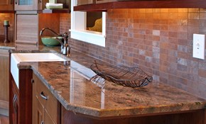 $56 for Custom Kitchen/Bathroom Remodeling Design & Consultation with Plans!