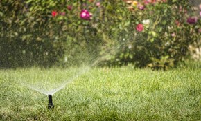 $288 for Sprinkler Winterization and Spring Startup Package