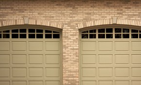 $150 Garage Door Painting