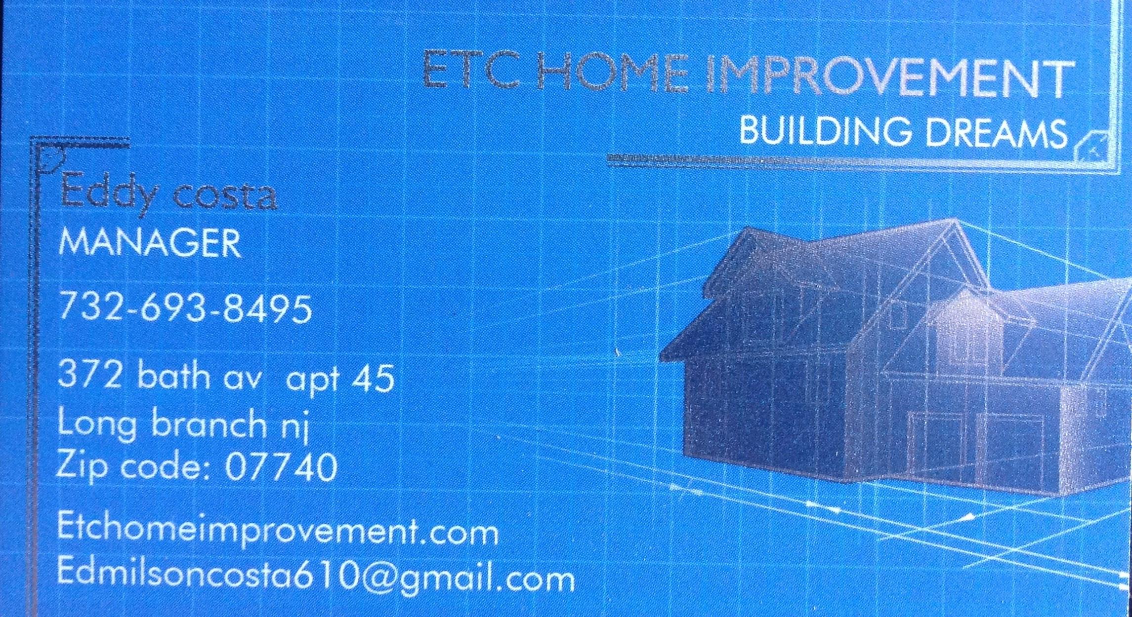 ETC Home Improvement logo