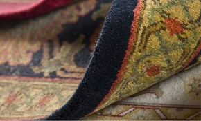 $125 for 1 8'x10' Oriental Rug Cleaning